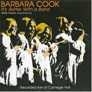 Barbara Cook, It's Better With A Band (CD)