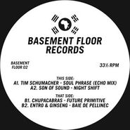 """Various Artists, Basement Floor 02 (12"""")"""