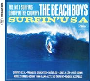 The Beach Boys, Surfin' USA [Mono & Stereo] (CD)