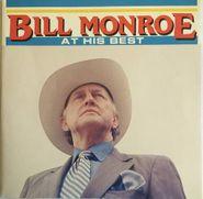 Bill Monroe, At His Best (CD)