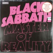 Black Sabbath, Master Of Reality [Collector's Edition Colored Vinyl] (LP)