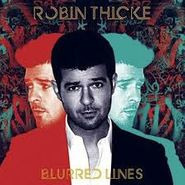 Robin Thicke, Blurred Lines (CD)