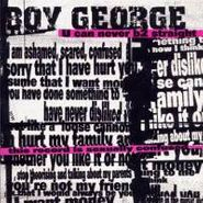 Boy George, U Can Never B2 Straight (CD)
