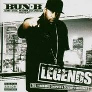 Bun B, Legends (CD)
