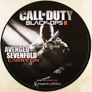 "Avenged Sevenfold, Carry On [Picture Disc] [RECORD STORE DAY] (12"")"
