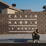 Calvin Harris, 18 Months (CD)