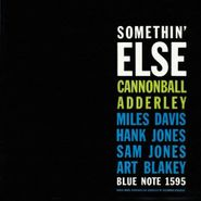 Cannonball Adderley, Somethin' Else (CD)
