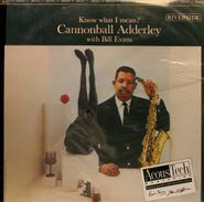 Cannonball Adderley, Know What I Mean [45rpm, Limited Edition] (LP)
