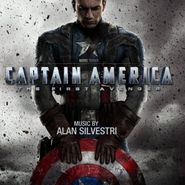Alan Silvestri, Captain America: The First Avenger [OST] (CD)