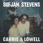 sufjan stevens carrie & lowell lp