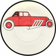 "The Cars, My Best Friend's Girl / Moving In Stereo [UK Picture Disc] (7"")"