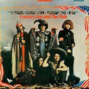 Country Joe & The Fish, I-Feel-Like-I'm-Fixin'-To-Die Rag (CD)