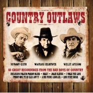 Various Artists, Country Outlaws (CD)