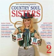 Various Artists, Soul Jazz Records Presents: Country Soul Sisters Vol. 2 (LP)
