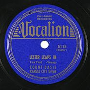Count Basie & The Kansas City 7, Lester Leaps In