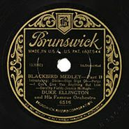 Duke Ellington & His Orchestra, Blackbird Medley Part 1 / Blackbird Medley Part 2