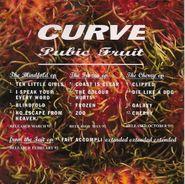 Curve, Pubic Fruit (CD)