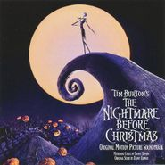 Danny Elfman, The Nightmare Before Christmas [Limited Edition] [OST] (CD)