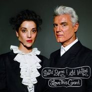 David Byrne, Love This Giant (CD)