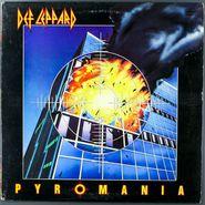 Def Leppard, Pyromania (LP)