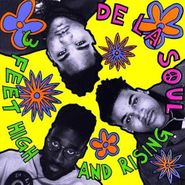 De La Soul, 3 Feet High & Rising (CD)