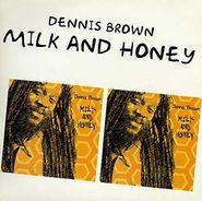 Dennis Brown, Milk & Honey (LP)