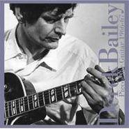 Derek Bailey, Pieces For Guitar (CD)