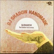 DJ Shadow, The Outsider Instrumentals [180 Gram Vinyl] (LP)