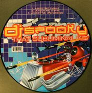 """DJ Spooky That Subliminal Kid, Anodyne [Picture Disc] (12"""")"""