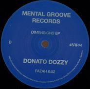 """Donato Dozzy, Dimensions (12"""")"""
