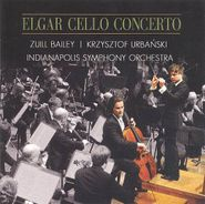 Sir Edward Elgar, Elgar: Cello Concerto / Smetana: Selections from Má Vlast (CD)