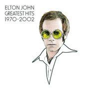 Elton John, Greatest Hits 1970-2002 (CD)