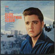 Elvis Presley, Elvis' Christmas Album [Mono, Army Back] (LP)