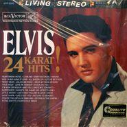 """Elvis Presley, 24 Karat Hits! [Reissue, 45rpm] (12"""")"""