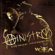Ministry, Enjoy The Quiet: Live At Wacken 2012 (CD)