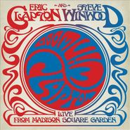Eric Clapton, Live From Madison Square Garden (CD)