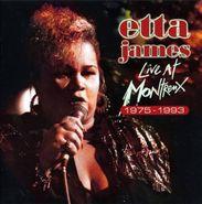 Etta James, Live At Montreux: 1975 - 1993 (CD)