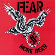 Fear, More Beer (CD)