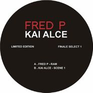 "Fred P, Finale Sessions Select Volume 1 (10"")"