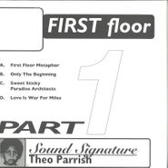 Theo Parrish, First Floor Part 1 (LP)