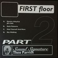 Theo Parrish, First Floor Part 2 (LP)