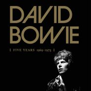 David Bowie, Five Years 1969-1973 [12 CD Box Set] (CD)