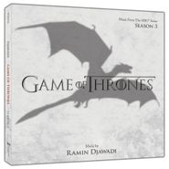 Ramin Djawadi, Game Of Thrones: Music From The HBO Series, Season 3 [Score] (CD)