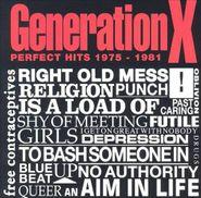 Generation X, Perfect Hits 1975-1981 (CD)