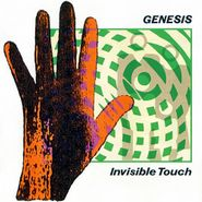 Genesis, Invisible Touch (CD)