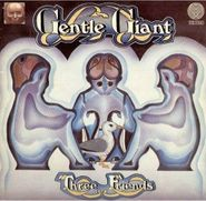 Gentle Giant, Three Friends (CD)