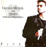 George Michael, Five Live (CD)