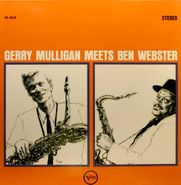 Gerry Mulligan, Gerry Mulligan Meets Ben Webster [45RPM, Limited Edition] (LP)