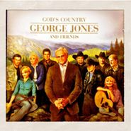 Various Artists, God's Country: George Jones and Friends (CD)