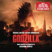 Alexandre Desplat, Godzilla [Score] (CD)